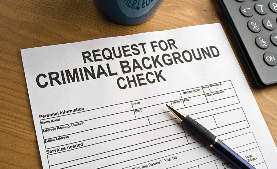 What Would you like Background Check To Grow to be?