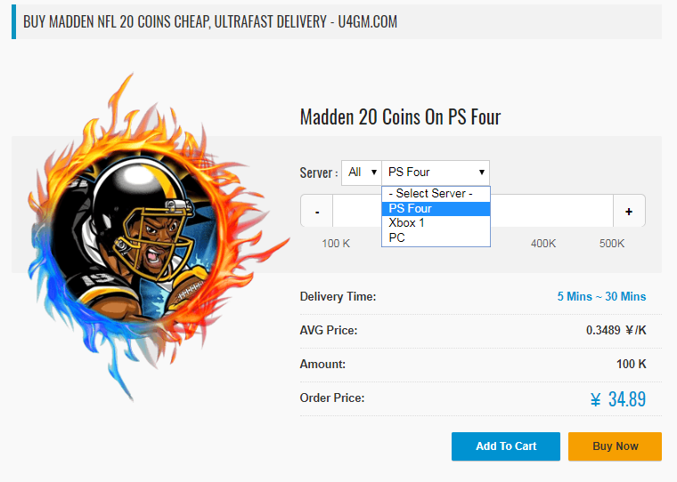 The Way To Begin Madden 22 Coins With Greater Than $Per Hundred