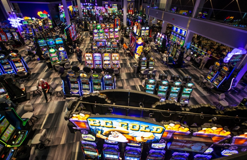 The Unadvertised Particulars Into Casino That Most People Do Not Know About