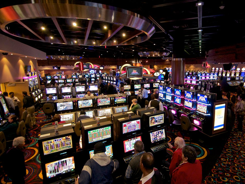 Six Issues To Demystify Casino