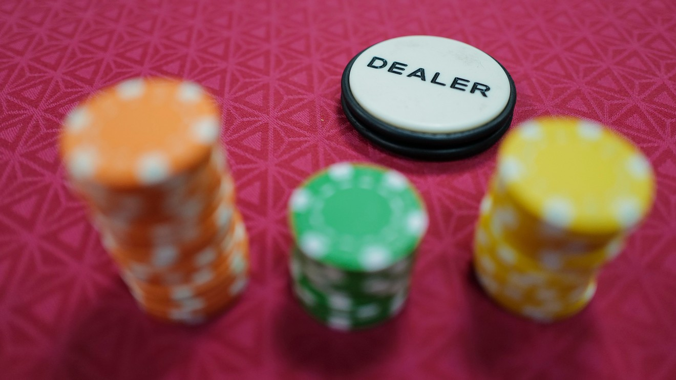 Seven Ways To Reinvent Your Casino